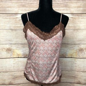 The Limited Lace Camisole Tank Top